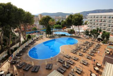 Esterno Hotel AluaSun Torrenova Palmanova, Mallorca