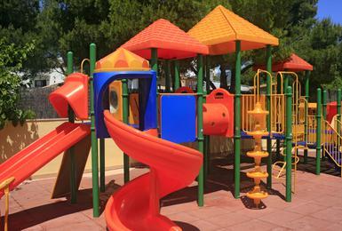 Parco per bambini Hotel AluaSun Torrenova Palmanova, Mallorca