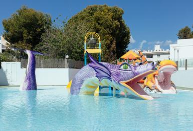 Splashpool Hotel AluaSun Torrenova Palmanova, Mallorca